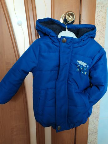 Куртка зимняя Lupilu