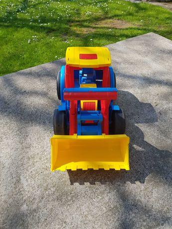 Traktor Koparka Wader