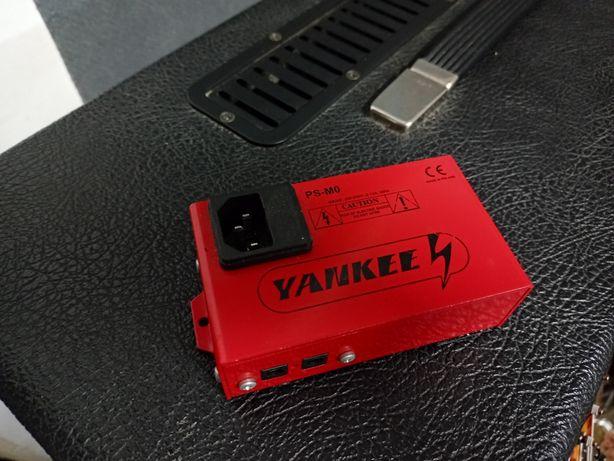 Zasilacz Yankee PS-M0, TC Electronic Blood Moon Phaser