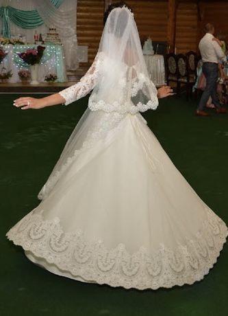 Свадебное платье , весільна сукня