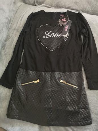 Nowa sukienka czarna
