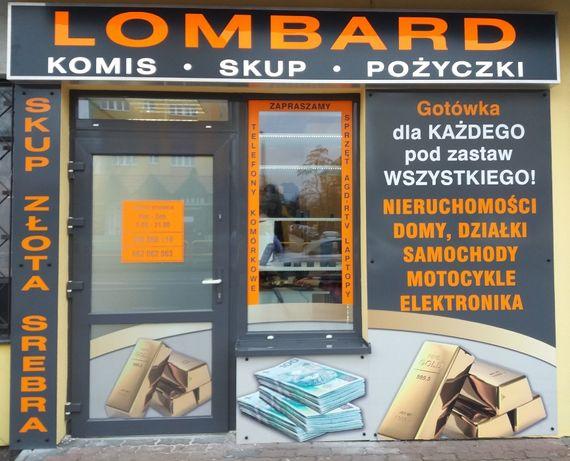 Lombard M.C Skłodowskiej Pożyczki pod zastaw Pn-Pt :09-17 Sb:10-14