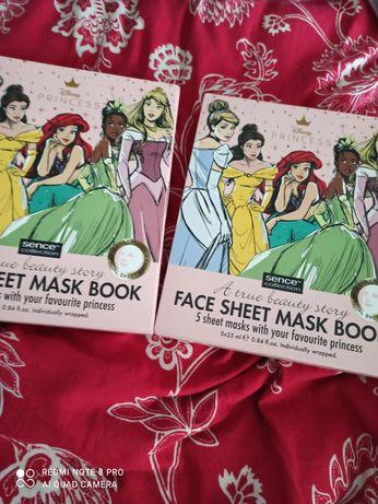 Vendo caixinha com 5 mascaras faciais