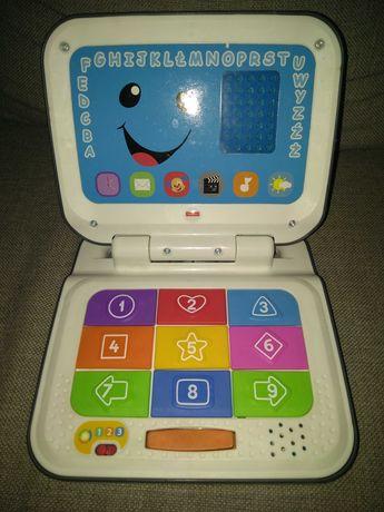 Laptop fisher Price i organki dla dziecka