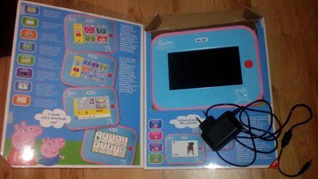 tablet 7 mio tab peppa pig android , zasilacz 2000 mA 5 V
