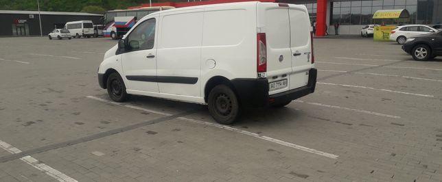 Fiat Scudo 2011 рік