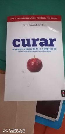livro Curar de David Serva