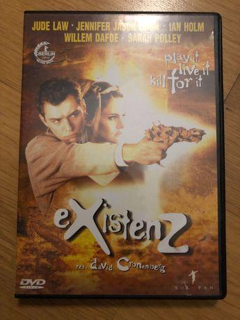 EXistenZ  (dvd) r. D. Cronenberg