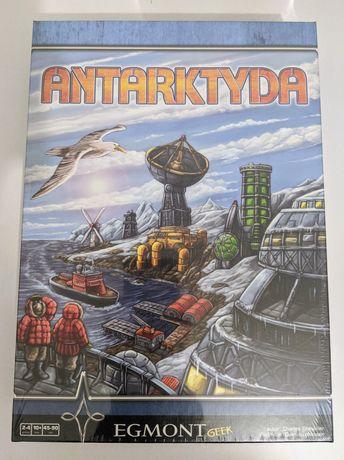 Gra planszowa Antarktyda, nowa, w folii