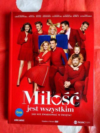 miłość jest wszystkim dvd polski film książka święta