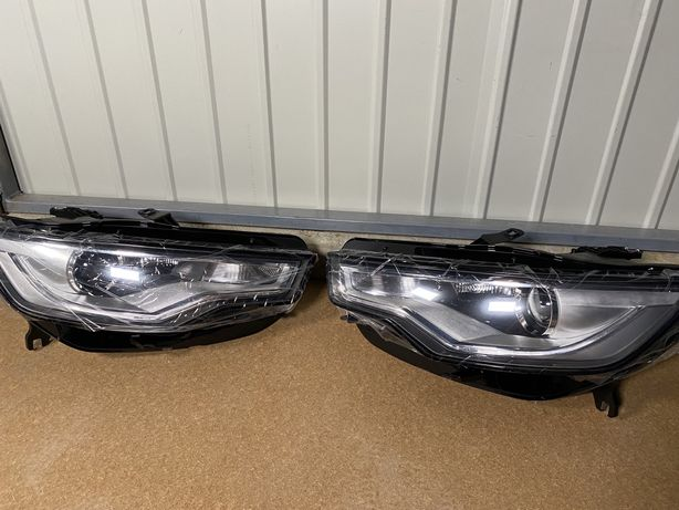 Audi A6 C7Xenon Headlights Left Original C7 4G + HEADLIGHT + 4G0941005