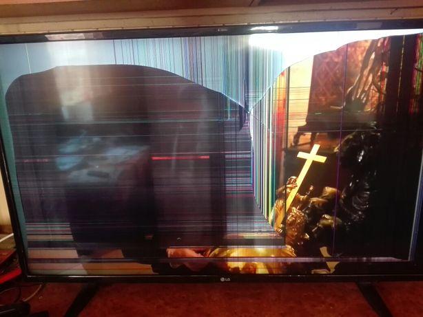 Tv telewizor lcd z dekoderem LG 40