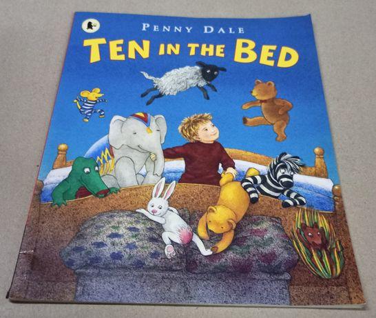 """Książka do nauki języka angielskiego pt. ,, Ted in the bed """""""