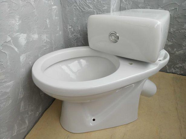 Недорого! Унитаз: чистый, вымытый, почти стерильный!
