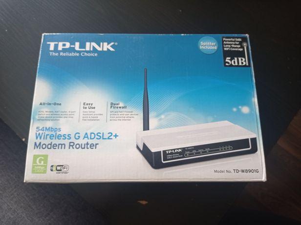 Router modem TP LINK TD -W8901G