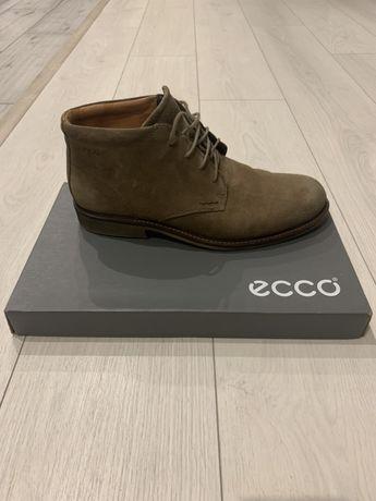 Мужские ботинки демисезон ecco
