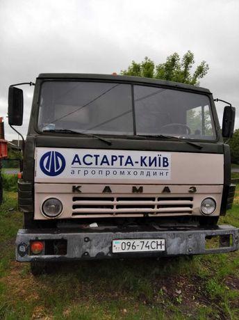 Автомобіль Камаз
