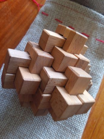 Обмін !!! Головоломка дерев'яна