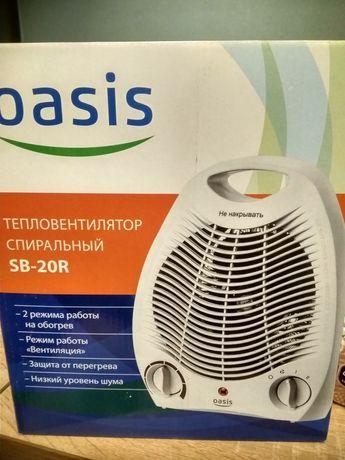 Вентилятор. Тепловентиляпор