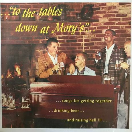 Пластинка винил To The Tables Down At Mory's