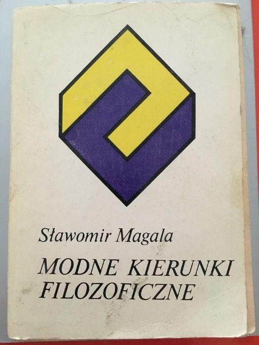 Modne kierunki filozoficzne - Sławomir Magala Warszawa - image 1