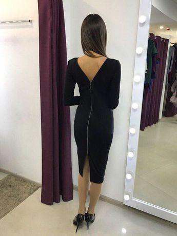 СРОЧНО Шикарное платье миди