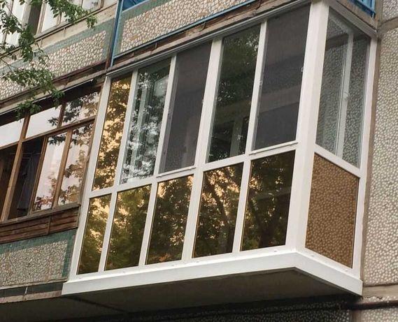Балкони під ключ