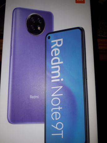 Xiaomi Redmi Note 9T 5G.  Nowy. Gwarancja