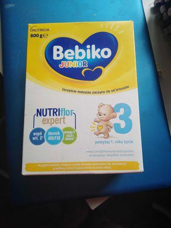 Mleko w proszku dla dzieci bebiko 3