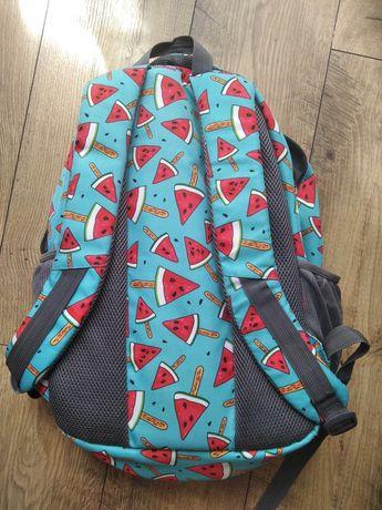 Plecak szkolny tornister bag duży arbuzy