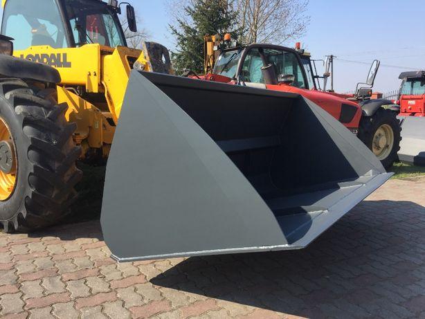 Łyżka ładowarka Merlo,Cat,Manitou,Jcb,Bobcat 1.7M3 OBJĘTOŚĆ Nowa Tanio
