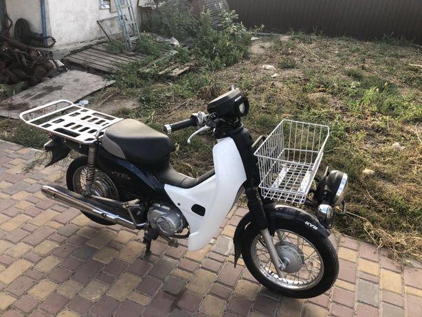 Honda Super Cab