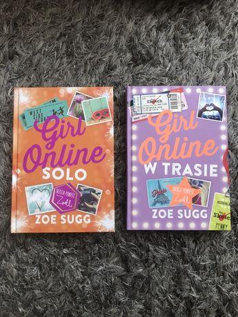 Girl Online w trasie/solo Zoe Sugg 2 3 część