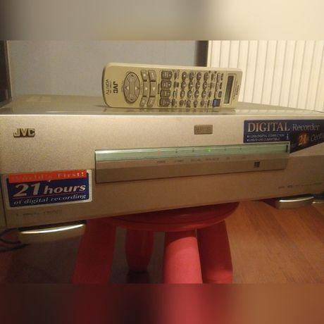 Magnetowid JVC DR10000 D-VHS, S-VHS, TBC