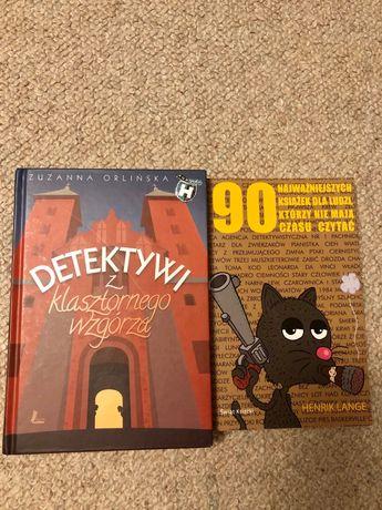 Detektywi z klasztornego wzgórza 90 najważniejszych książek dla ludzi