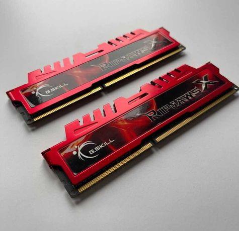 Продам оперативная память G.Skill 8 GB DDR3-2133 | Две планки по 4 ГБ
