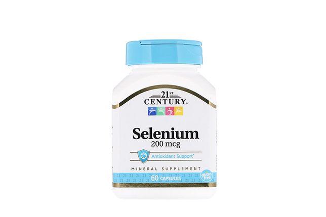 Селен 21st Century Selenium 200mcg 60caps (США) Антиоксидант