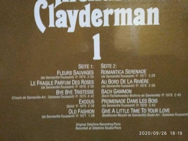 Płyta winylowa Richard Clayderman 1 - Luboń