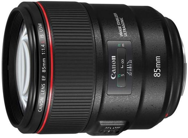 CANON EF 85 mm f/1.4 L IS USM - NOWY