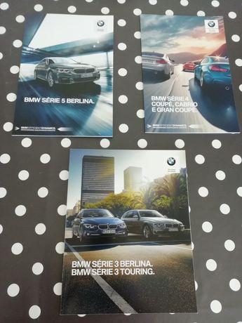 Catálogos BMW