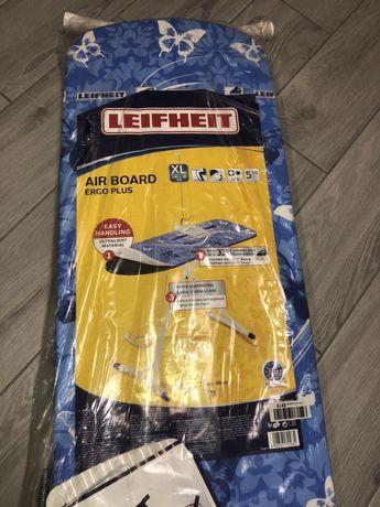 Доска гладильная Leifheit AirBoard XL Ergo Plus Новая