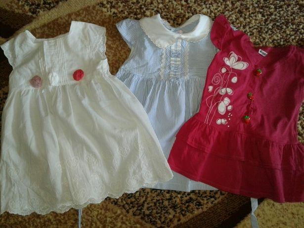 Платья на девочку на 1-1-5 года