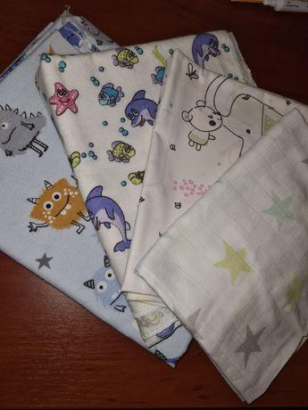 Пелёнки, одеяло, плед, постельное детское.