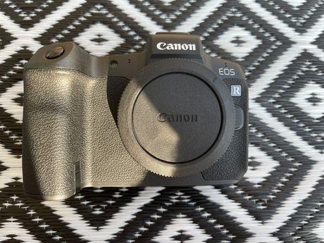 Aparat fotograficzny Canon R