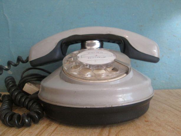 Телефон для дома или офиса проводной в стиле ретро
