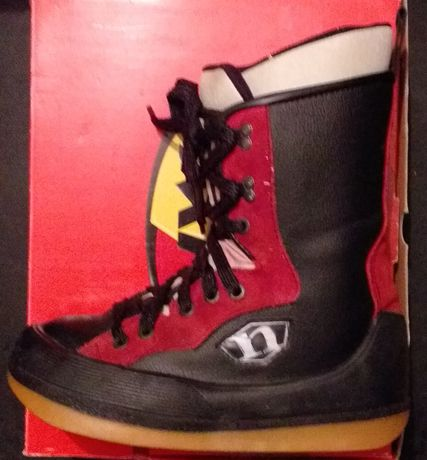 Buty Snowboard Northwave roz.41 Classic skóra Vintage Made in Italy