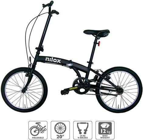 Bicicleta Dobrável, nova