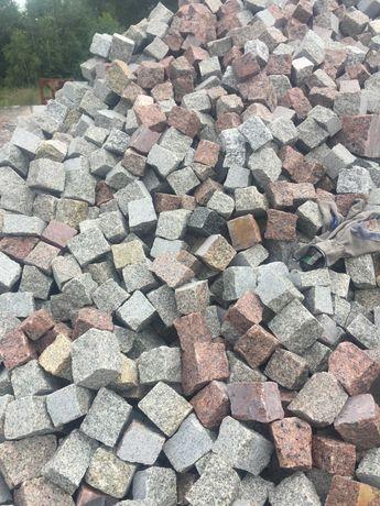 Kostka granitowa 4/6 - kolor - 350 zł netto przy zakupie od 24Ton