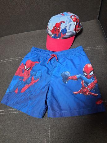 Шорты и кепка Spider-Man