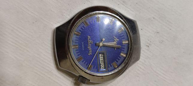 Часы Луч Кварц  .